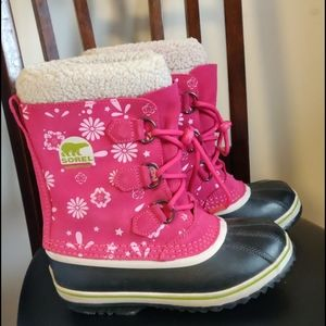 Sorel girls shoes